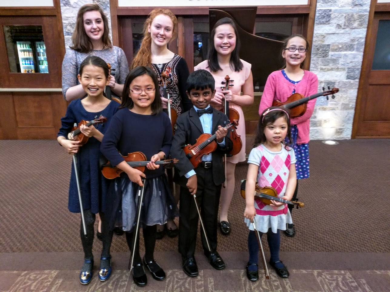 Recital at Sarah Chudnow Community Center