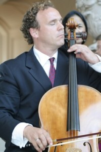 Michael Fitzpatrick, cello