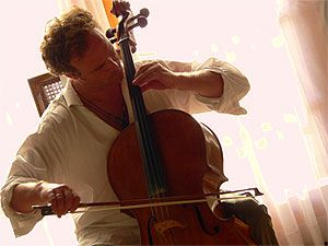 Michael Fitzpatrick cello
