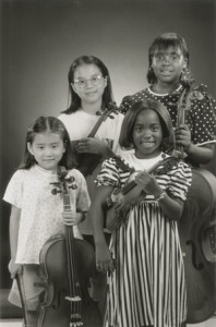 Students of the String Academy