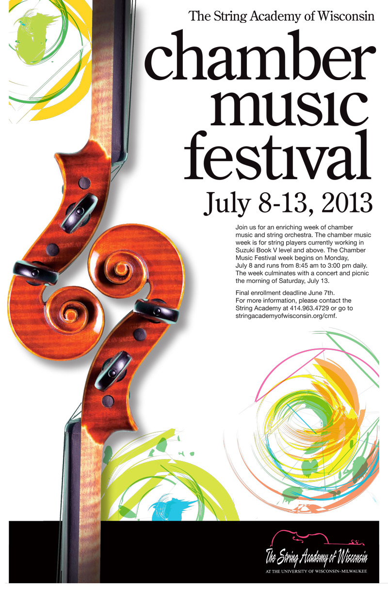 2013 Chamber Music Festival