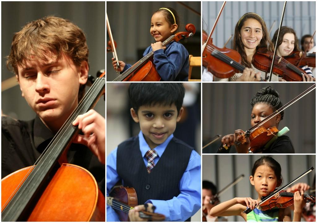 String Academy of Wisconsin Enrollment
