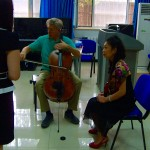 S.Kartman teaching