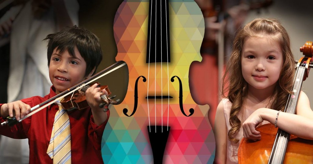 Violin and Cello Beginner Week