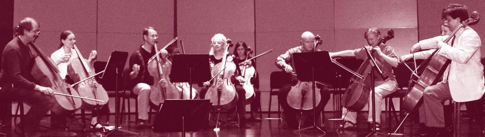Wisconsin Cello Society Cello Day 2007