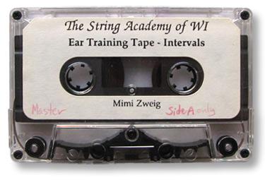 Mimi Teaches Us Ear Training